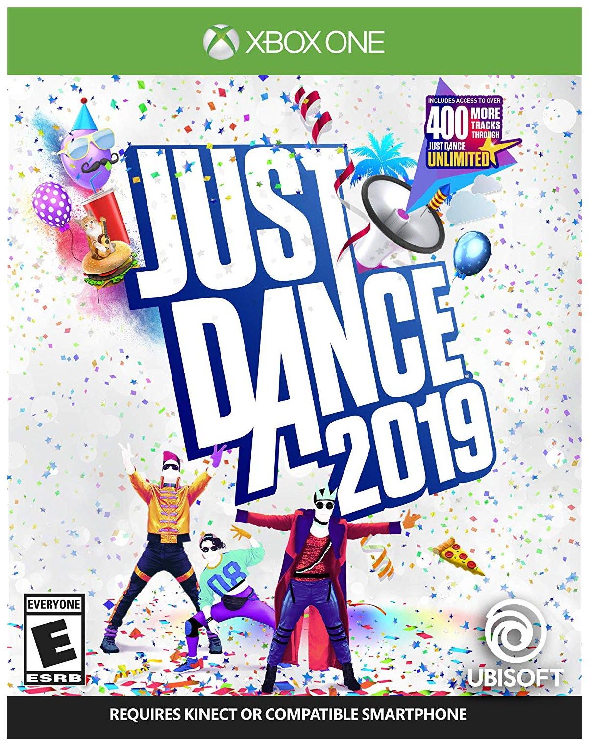 Игра Just Dance 2019 для Xbox One Ubisoft