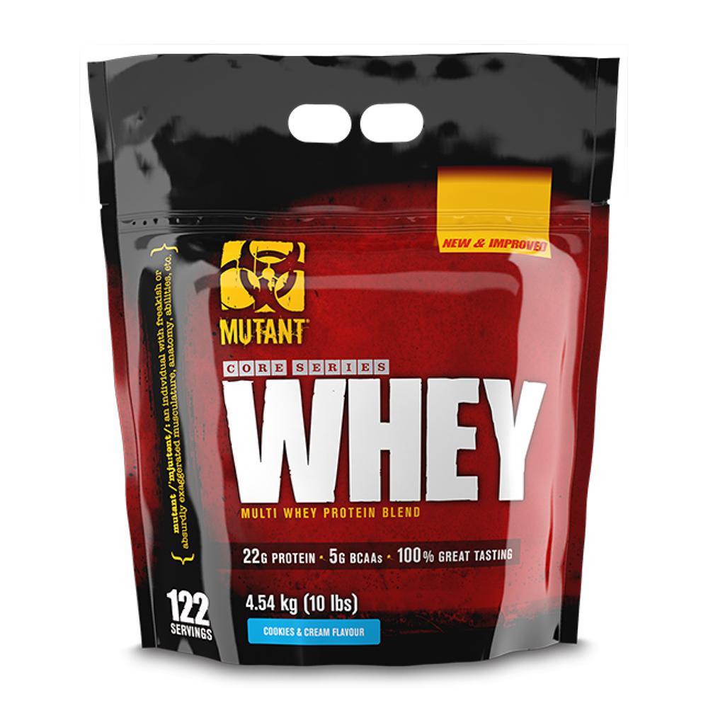 Протеин Mutant Whey 4540 г Cookies and Cream фото