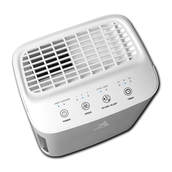Воздухоочиститель АТМОС ВЕНТ 1550 White
