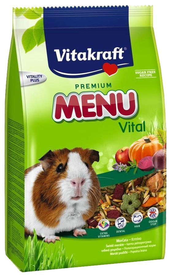 Корм для морских свинок Vitakraft Premium Menu Vital 5 кг 1 шт