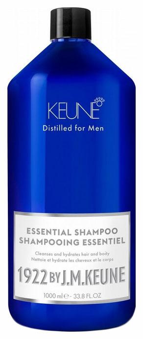 Шампунь Keune 1922 Care for Man Essential 1 л