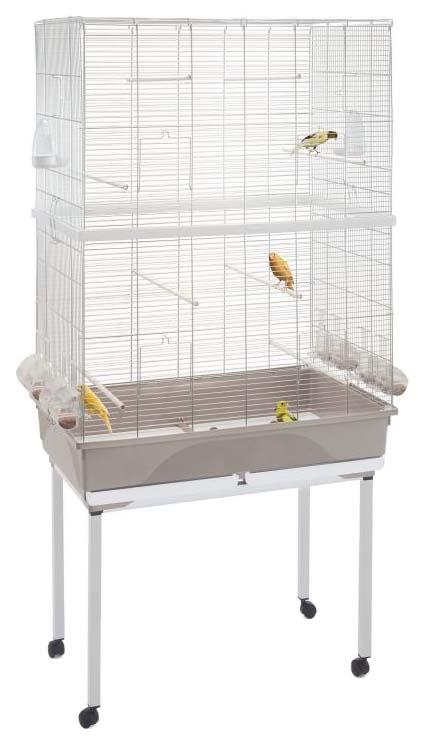 Клетка для птиц Imac Tasha Double