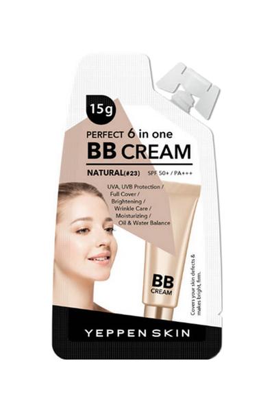 BB и СС средство Yeppen Skin Perfect