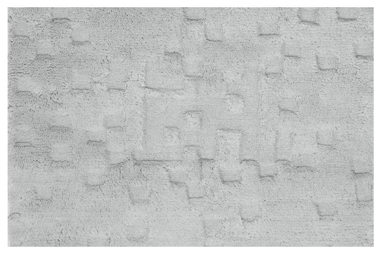 Коврик для ванной комнаты Spirella Tama Светло-серый 60х90