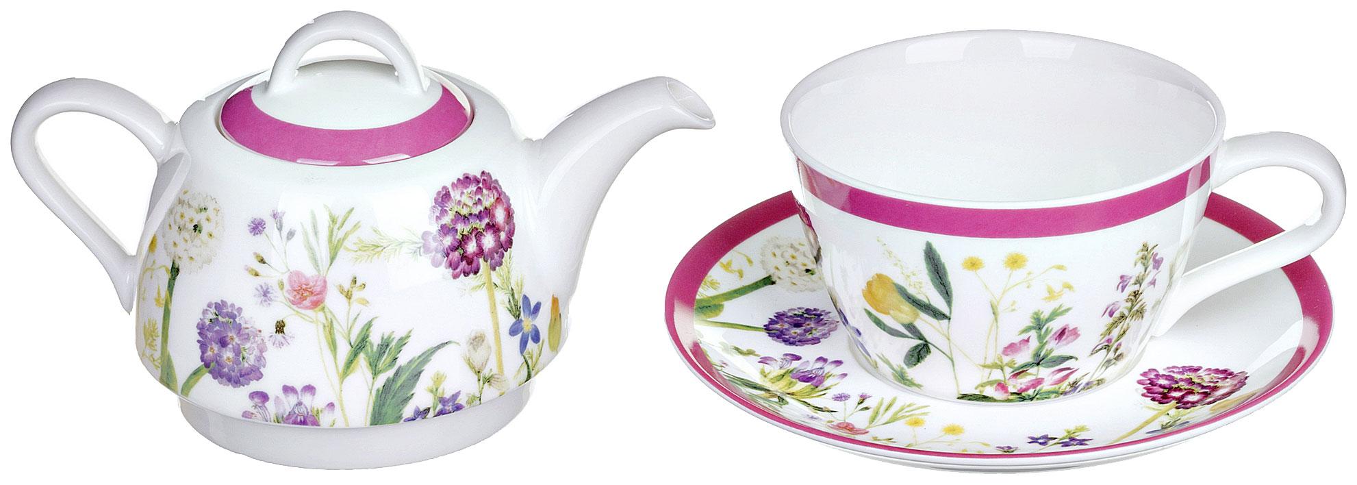 Чайный сервиз Churchill Гималайские цветы HIMF00081