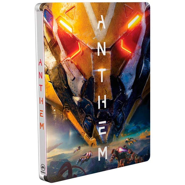 Игра Anthem Limited Steelbook Edition для PlayStation