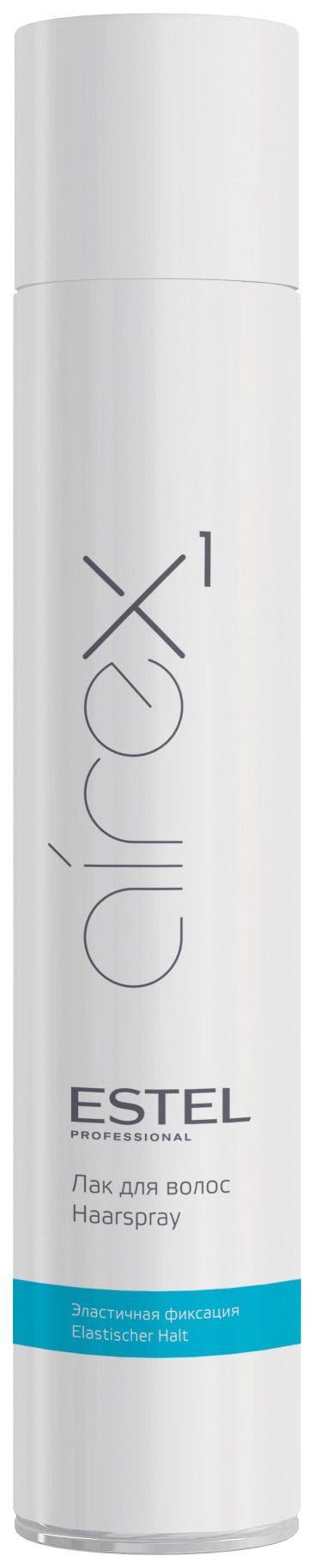 Купить Лак для волос Estel Professional Airex Эластичная фиксация 400 мл