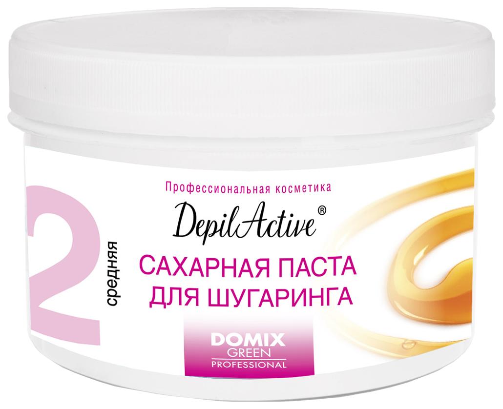 Паста для шугаринга Domix DepilActive Средняя