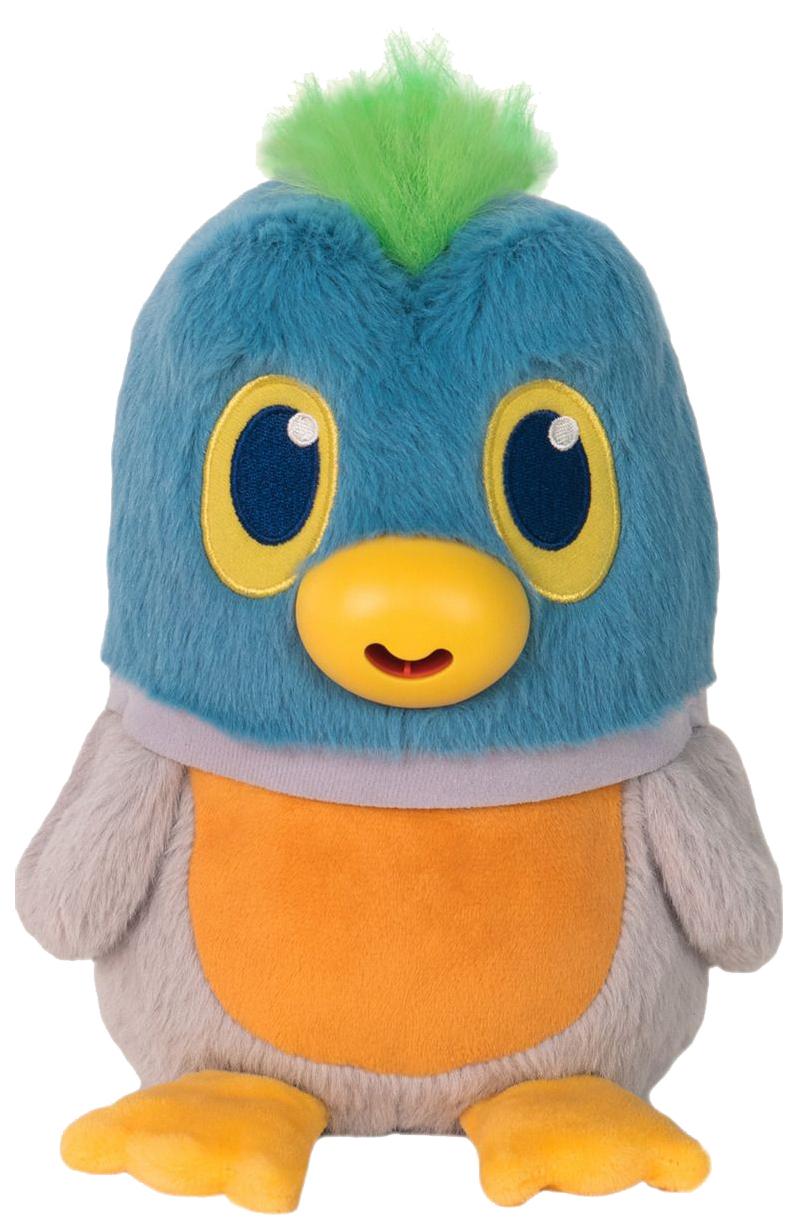 Купить Игрушка 1 TOY Дразнюка Несутка Утка Koo Koo Egg Drops, Мягкие игрушки антистресс