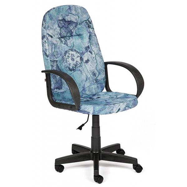 Офисное кресло TetChair Leader, синий