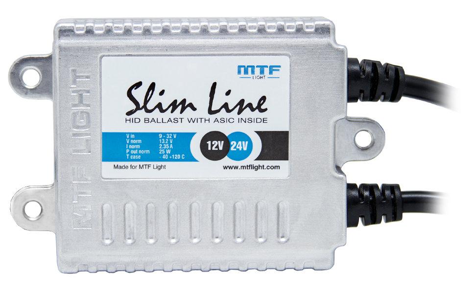 Блок розжига MTF Light Slim 12/24V