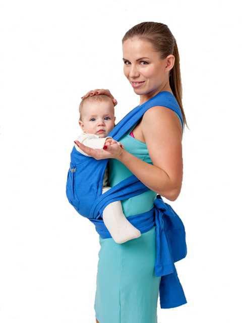Купить Май-слинг Мамарада Ирис, Слинги для новорожденного