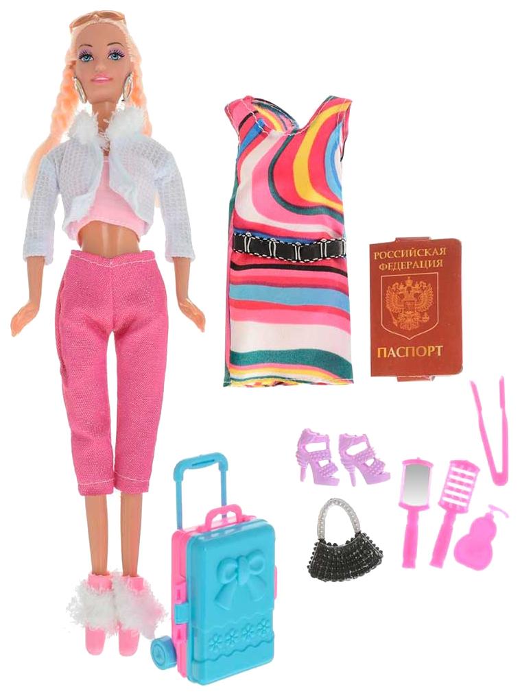 Купить Кукла ToysLab Ася путешественница 35076, Toys Lab, Классические куклы