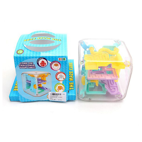 Купить НАША ИГРУШКА Головоломка с шариком Куб 2058, Наша игрушка, Игрушки головоломки