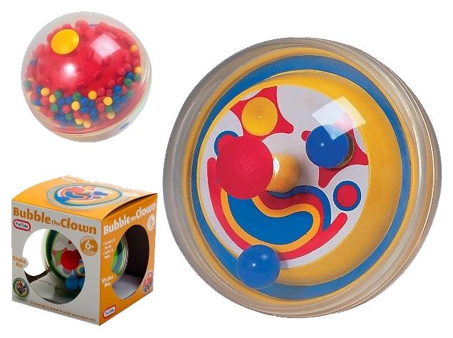 Развивающая игрушка Fun Time Шар с горошинами