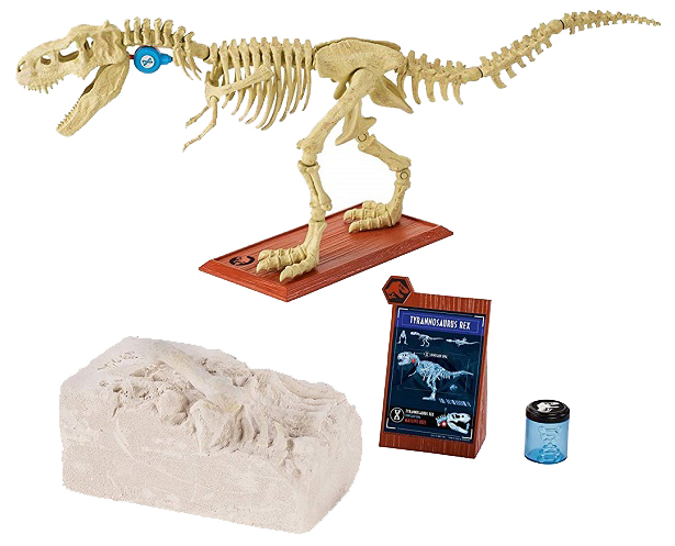 Игровой набор Jurassic World Раскопки Mattel FTF12 фото
