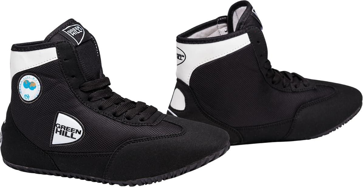 Обувь для борьбы Green Hill GWB 3052/GWB 3055,