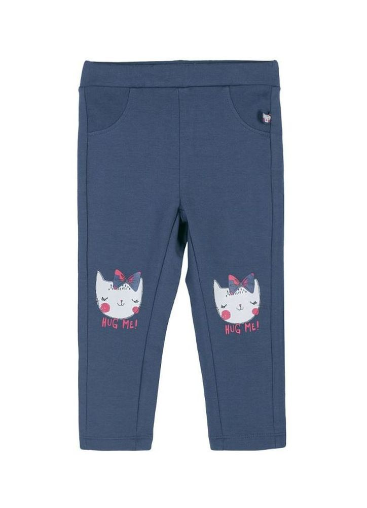 Купить Брюки для девочек COCCODRILLO р.68, Детские брюки и шорты