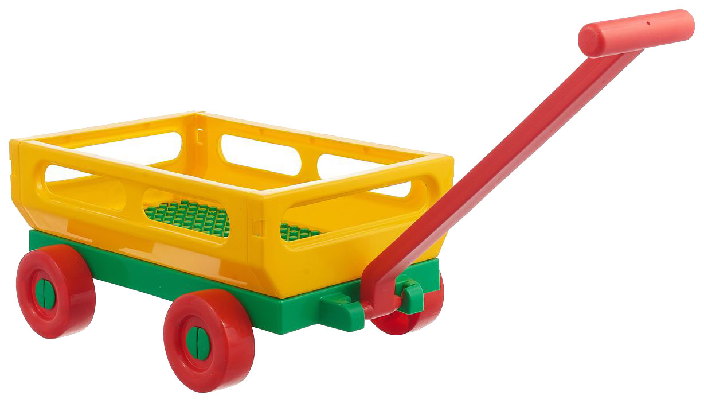 Купить Тележка игрушечная Полесье №2 П-44396 в ассортименте, Детские тележки для супермаркета