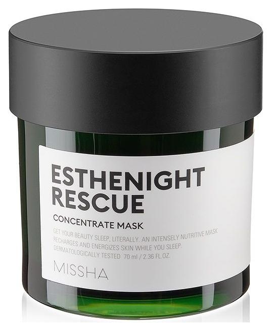 Маска для лица Missha Esthenight Rescue Concentrate Mask 70 мл фото
