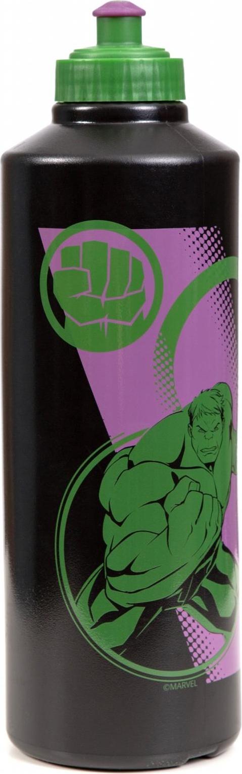 Бутылка спортивная IronTrue Marvel М603 1200
