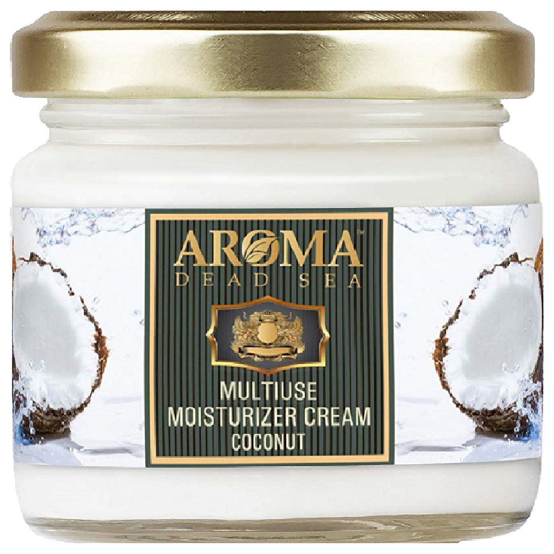 Крем для тела Aroma Dead Sea Multiuse Moisturizer Cream Coconut 110 мл
