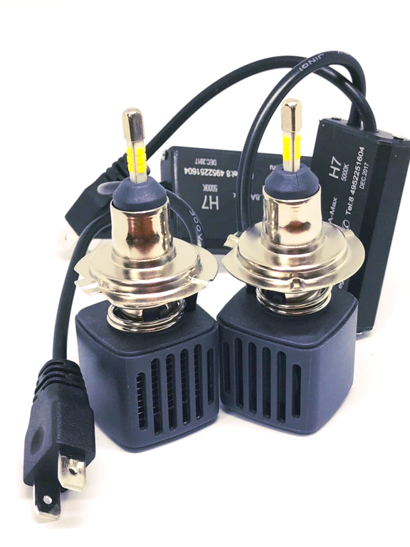 Комплект светодиодных ламп F2 LED H7