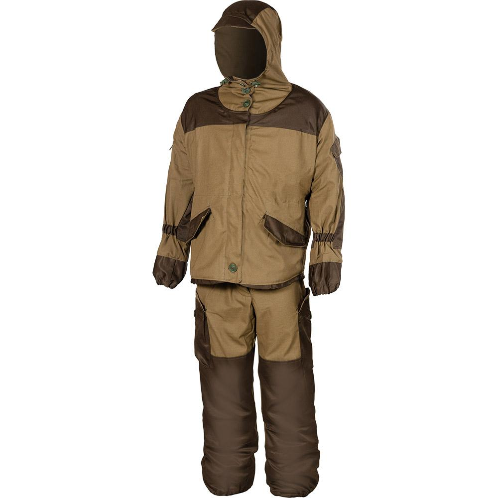 Костюм для рыбалки Huntsman Горка V Палатка, хаки, 60-62 RU, 184-192 см