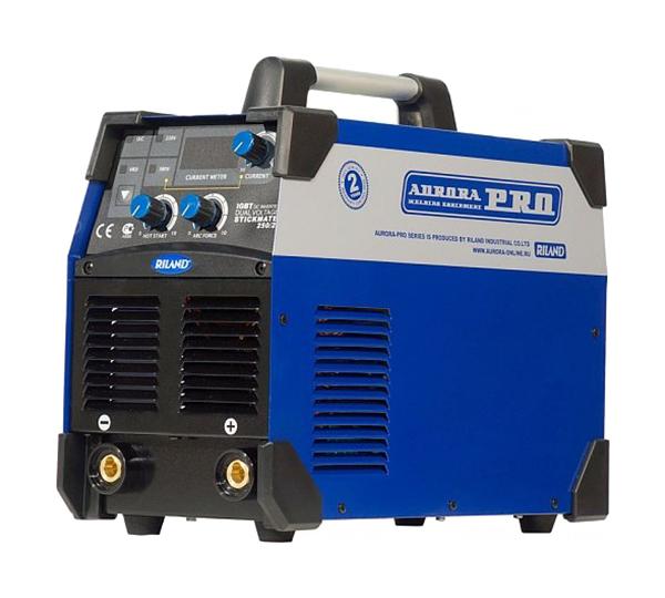 Сварочный полуавтомат инвертор Aurora PRO STICKMATE 250/2 Dual Energy