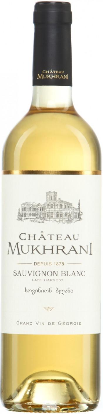 Вино Chateau Mukhrani Sauvignon Blanc фото