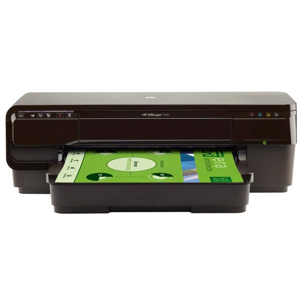 Струйный принтер HP Officejet 7110