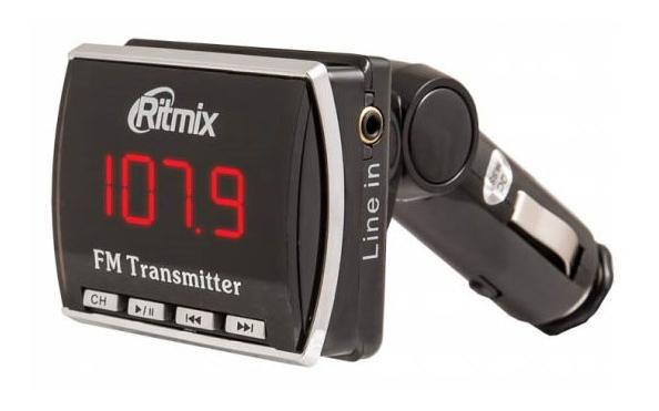 FM трансмиттер Ritmix FMT A750