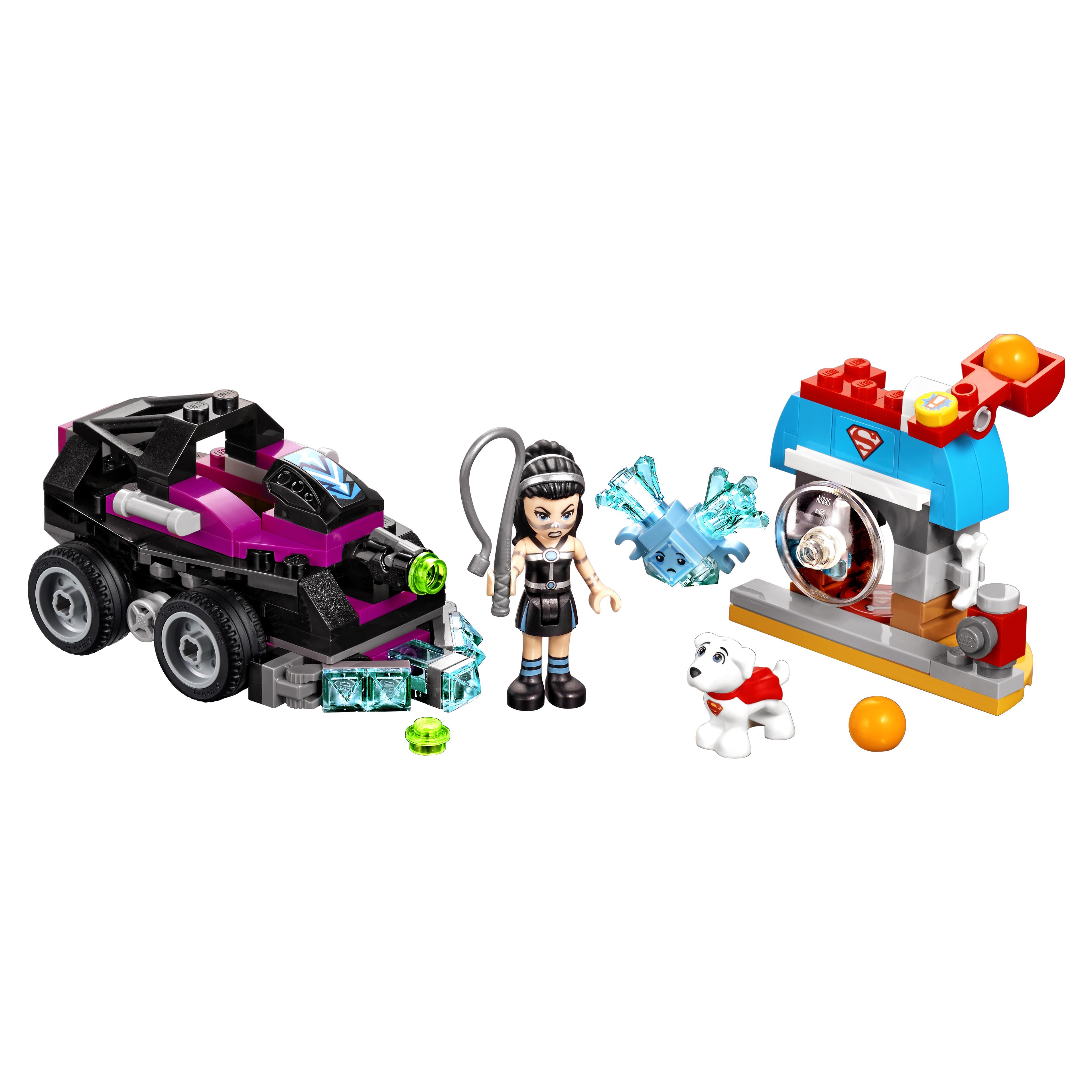Конструктор LEGO DC Super Hero Girls Танк Лашины (41233)