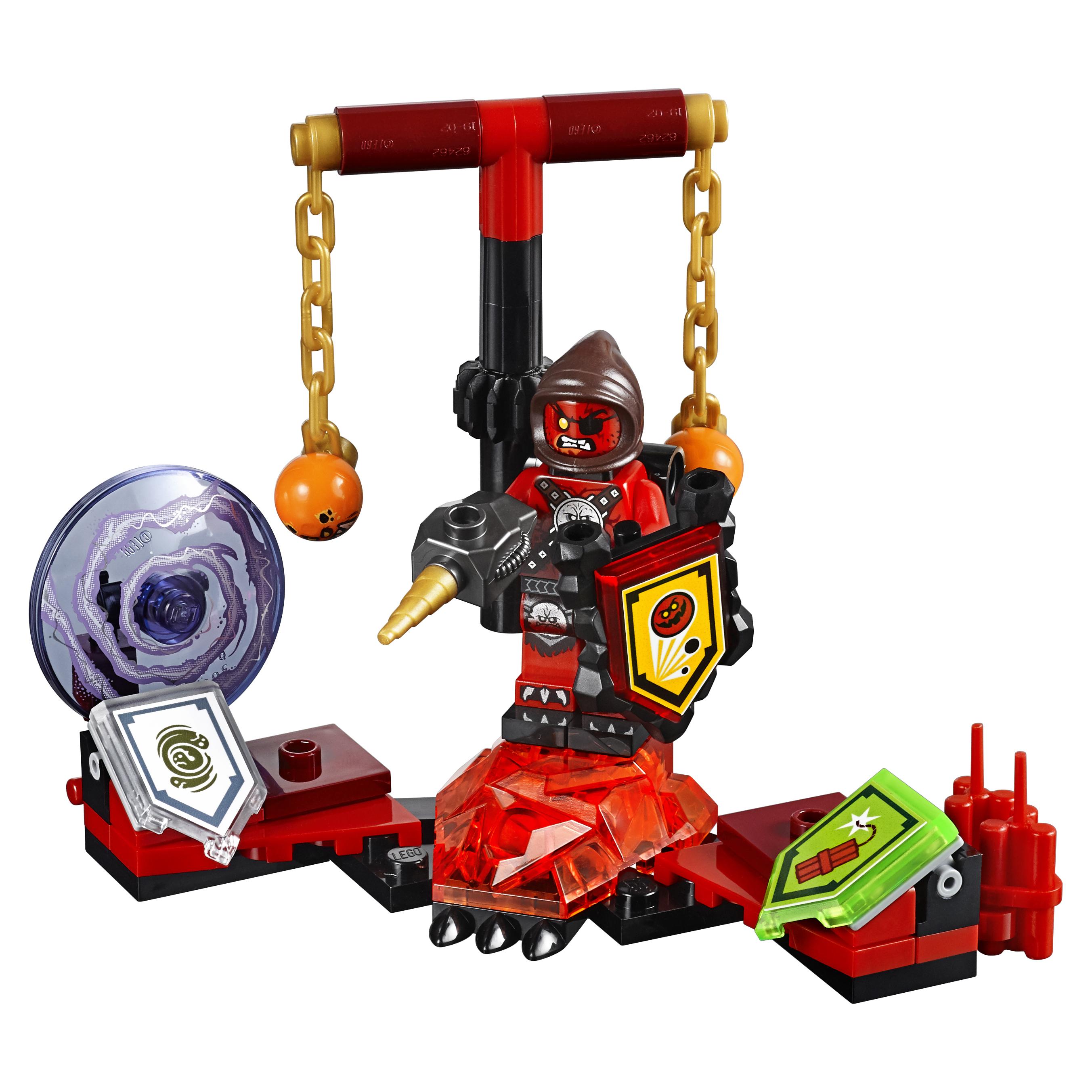Купить Конструктор LEGO Nexo Knights Предводитель монстров – Абсолютная сила (70334),