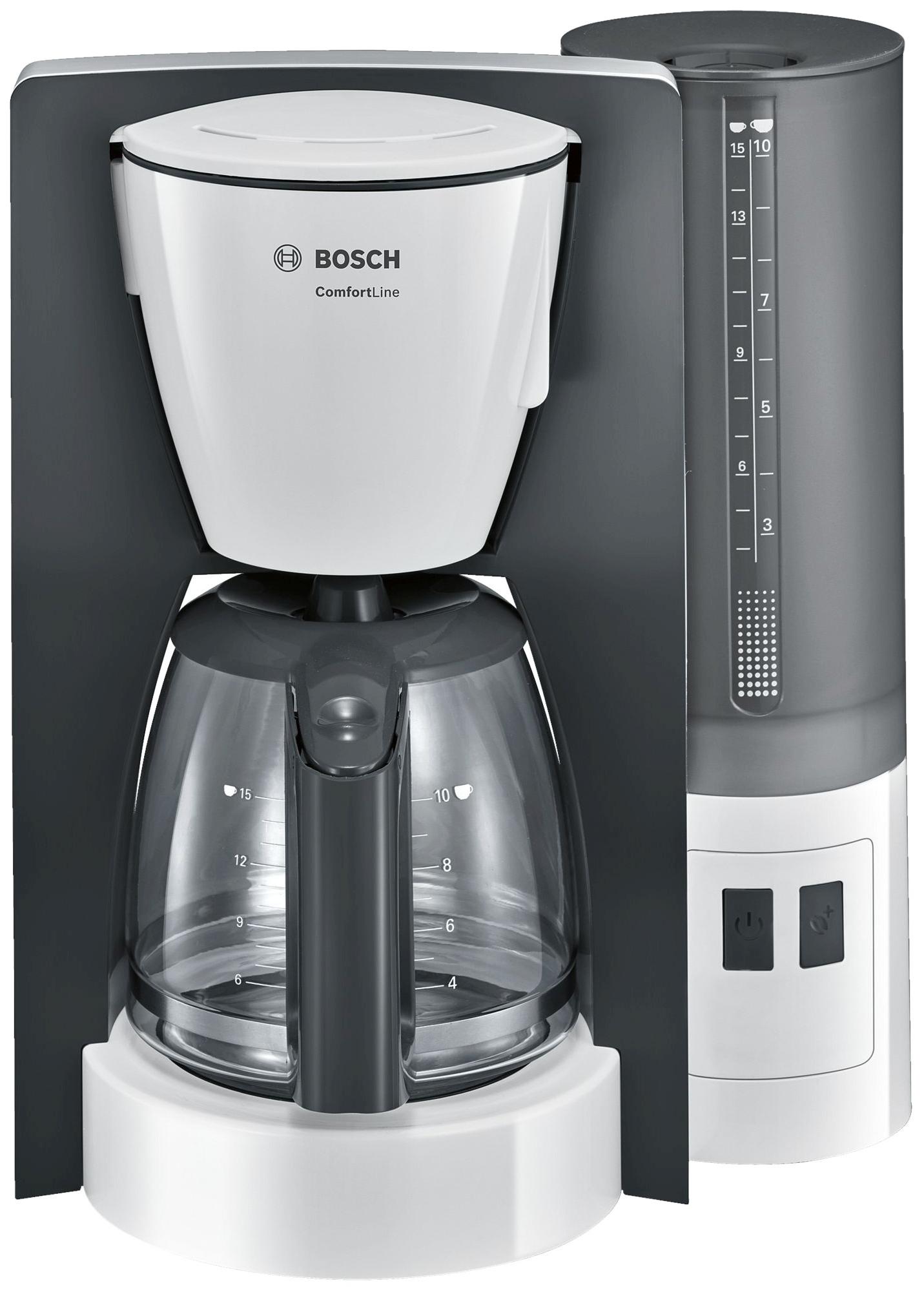 Кофеварка капельного типа Bosch ComfortLine TKA6A041 White фото