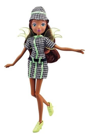 Кукла Winx Лейла Парижанка