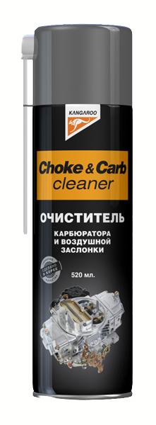 Очиститель карбюратора Kangaroo 520мл 520г 320805