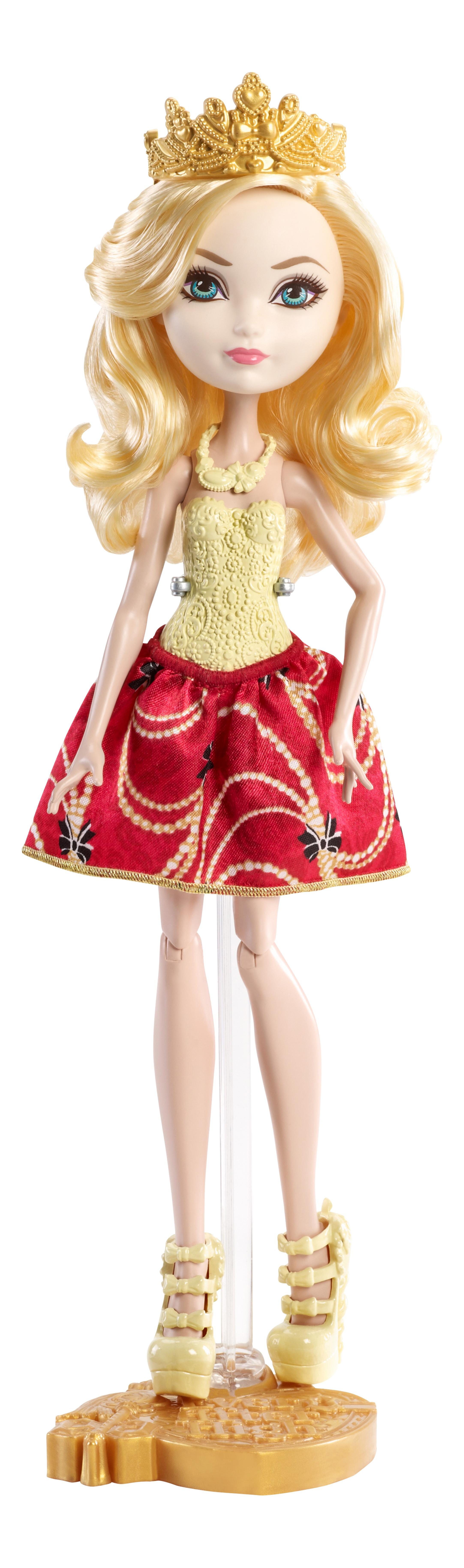 Кукла Ever After High Эпл Вайт DLB34