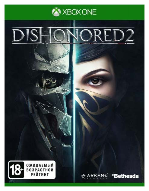 Игра Dishonored 2 Limited Edition для Xbox One Bethesda