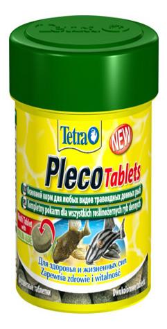 Корм для сомов и донных рыб Tetra Pleco