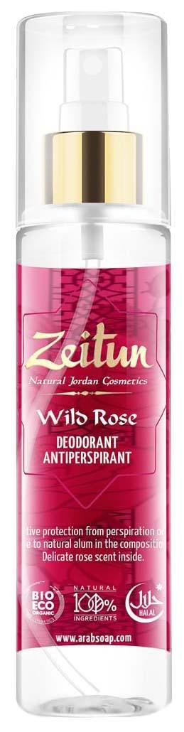 Дезодорант Zeitun Дамасская роза 150 мл фото