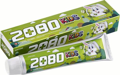 Купить Детская зубная паста DC 2080 Яблоко, 80 г, Детские зубные пасты