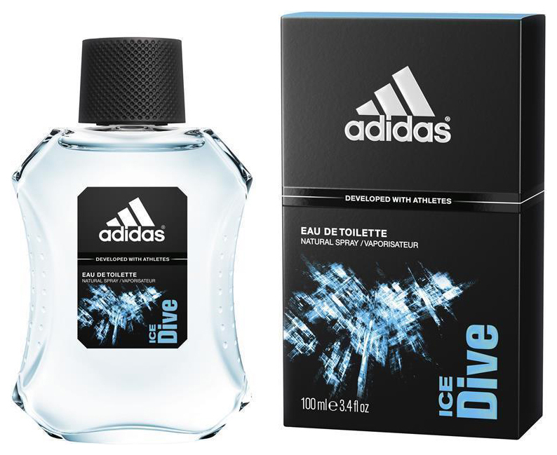 Туалетная вода Adidas Ice Dive 50 мл