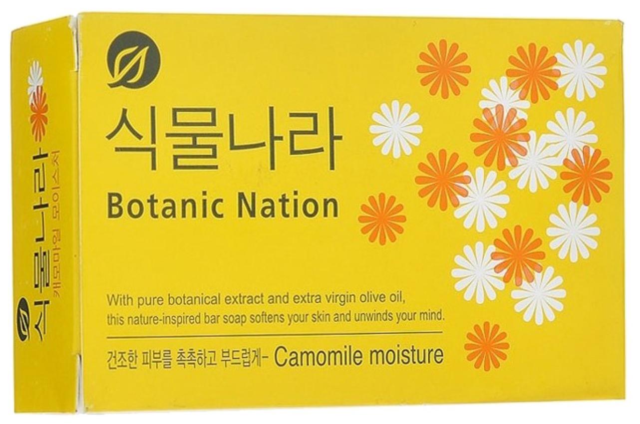 Косметическое мыло CJ Lion Botanical Nation Экстракт