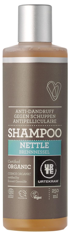 Купить Шампунь Urtekram Nettle Anti-Dandruff Shampoo 250 мл