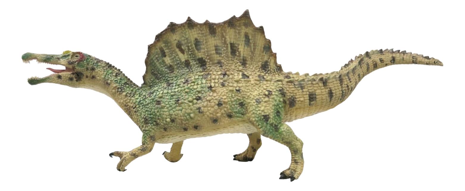 Купить Фигурка динозавра Collecta Спинозавр с подвижной челюстью, Фигурки животных