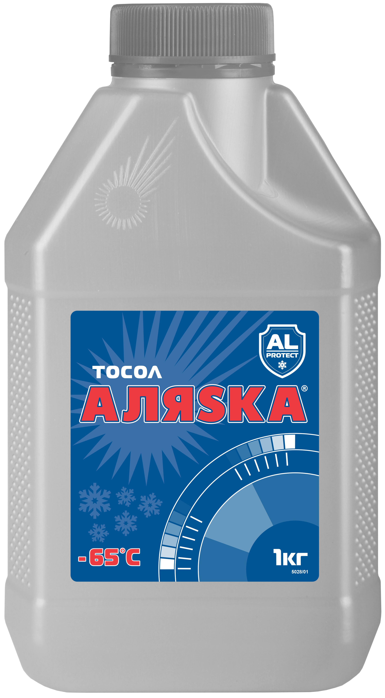 Антифриз Аляsка 1л 5028