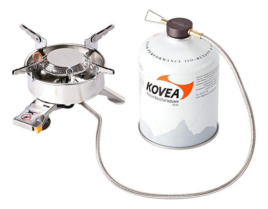 Туристическая горелка газовая Kovea TKB-9703-1L