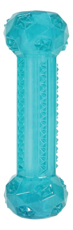 Жевательная игрушка для собак ZOLUX Хрустящая палочка, голубой, 15 см
