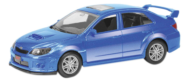 Коллекционная модель Subaru WRX STI RMZ City 344014 1:64 в ассортименте